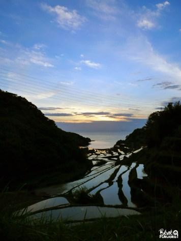 Rizières en terrasse Hamanoura