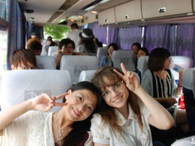 Sortie scolaire à Kumamoto