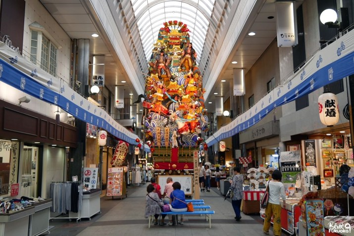Festival Hakata Gion Yamakasa, Fukuoka