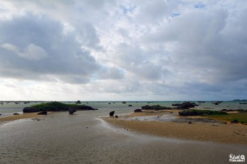 Plage de Sawada, île d'Irabu, Miyakojima, Okinawa