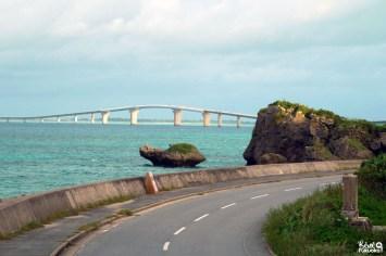 Rocher tortue, île d'Irabu, Miyakojima, Okinawa