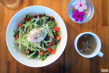 Tacorice, Sunayama Cafe, Miyakojima