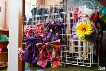 """Location de kimono """"Retro Nadeshiko"""", Mojikô, ville de Kita-Kyûshû, Fukuoka"""