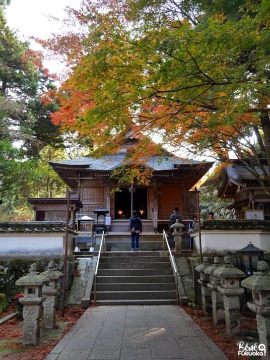 Temple Raizan Sennyoji Daihiô-in, ville d'Itoshima, Fukuoka