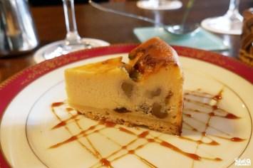 Cheesecake au gorgonzola, Unzen Kankô Hotel, Unzen