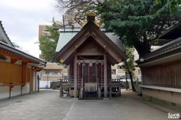 Sanctuaire des singes Sarutahiko, Fukuoka