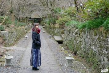 J'ai visité le temple Futago-ji, Kunisaki, préfecture d'Ôita