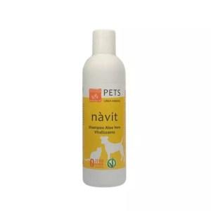 Questo shampoo con Aloe Vera al 78,2% per animali domestici