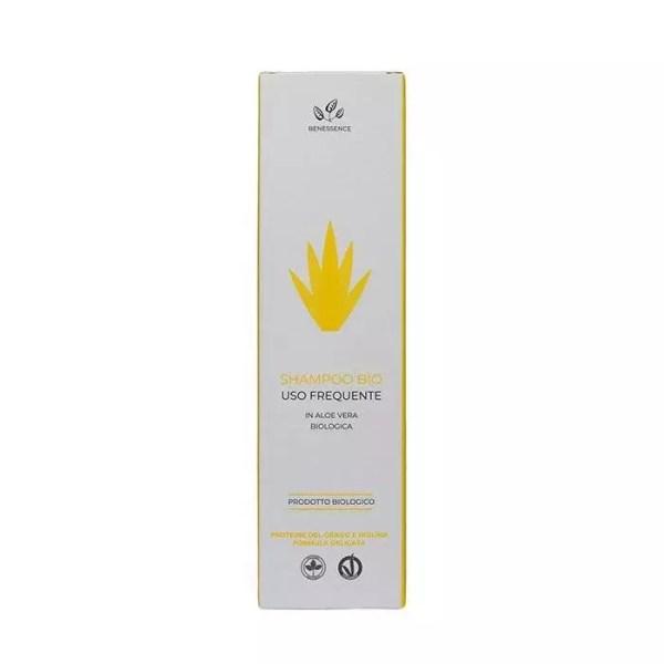 Shampoo Bio Uso Frequente in Aloe Vera Biologica