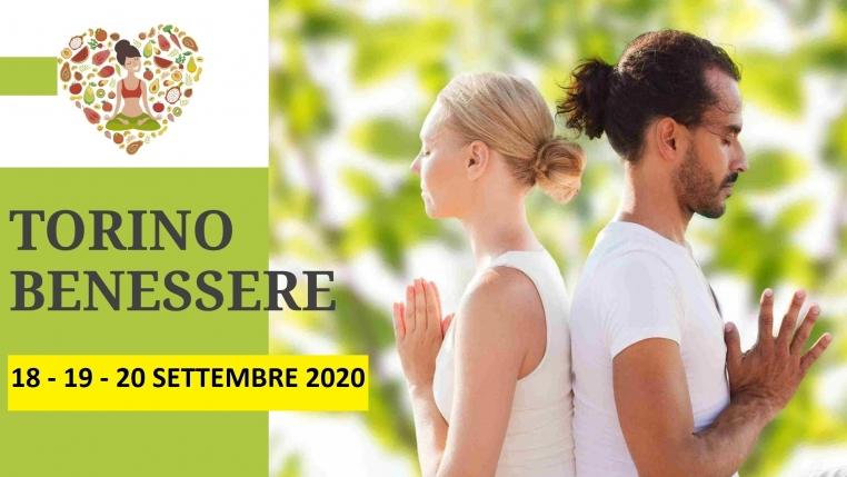 TORINO BENESSERE 20-21-22 SETTEMBRE 2019 (Lingotto Fiere)