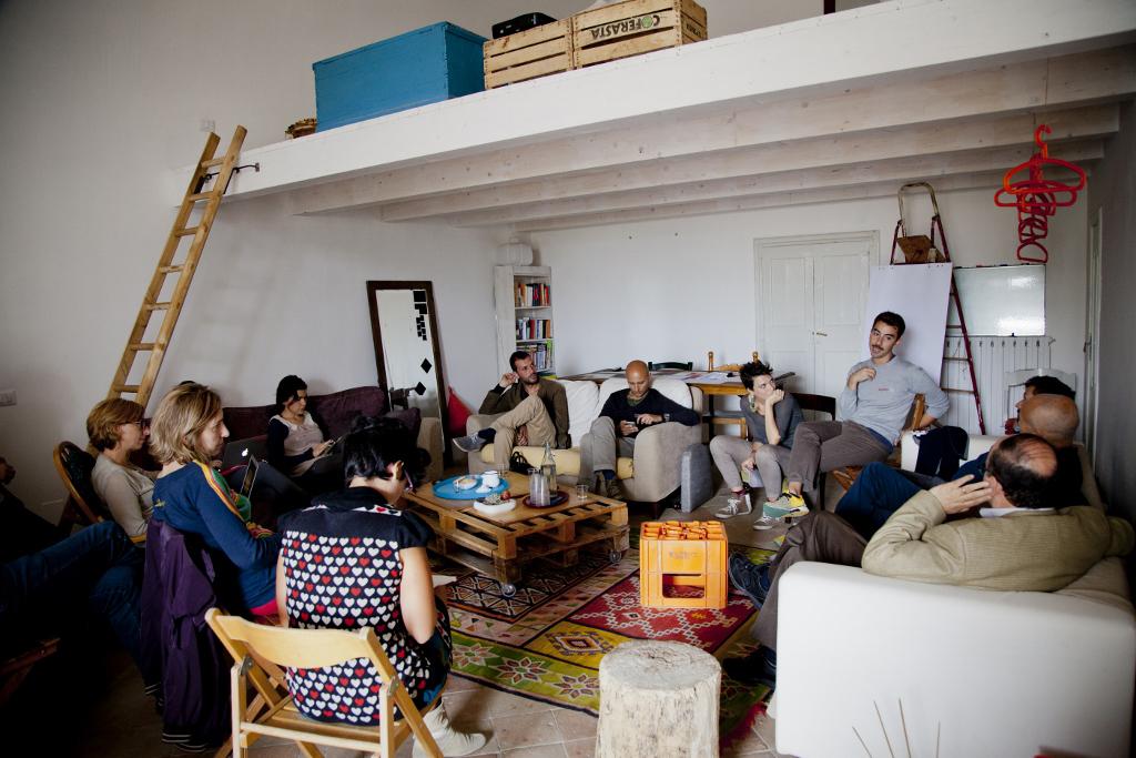 Le chiacchiere di Casa Netural