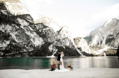 wedding dolomites