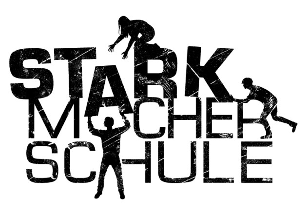 Kooperationspartner Logo  Stark macher Schule