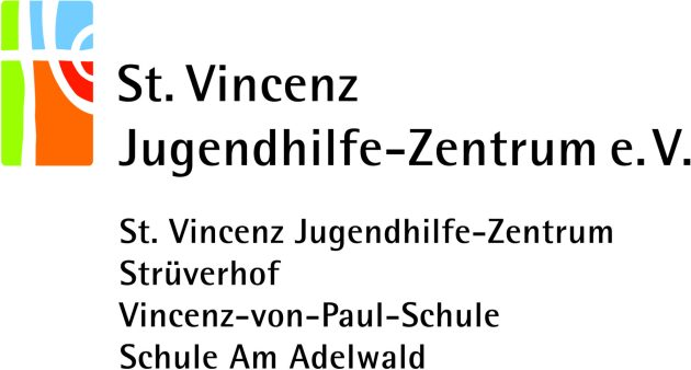 Kooperationspartner Logo  St. Vincenz-Jugendhilfe Zentrum e.V.