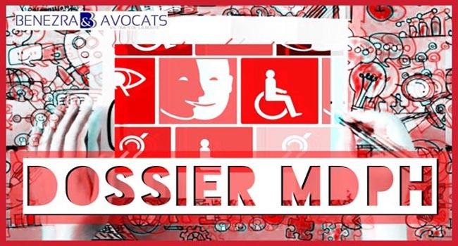 avocat mdph, mdph, dossier mdph, prestation de compensation de handicap, maison départementale pour les personnes handicapées, personne en situation de handicap, allocation adulte handicapé,