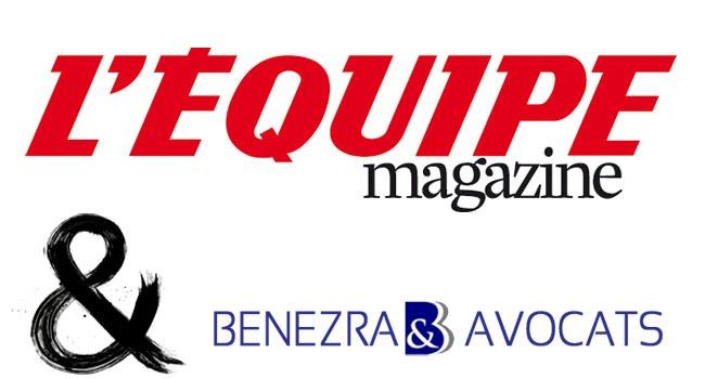 l'équipe magazine avocat, l'équipe magazine cycliste, l'équipe magazine avocat sportifs
