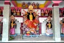Photo of ফের দুর্গোৎসব, মেতে উঠলেন উত্তর দিনাজপুরের বাসিন্দারা