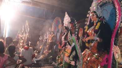 Photo of লক্ষ্মী কার্নিভালে মাতোয়ারা রায়গঞ্জ