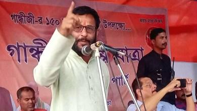 Photo of উত্তর দিনাজপুর জেলা বিজেপির সভাপতি বদল