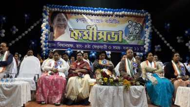 Photo of NRC, NPR ও CAA-এর প্রতিবাদ সভায় রায়গঞ্জে চন্দ্রিমা