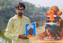 Photo of কুইলিং পেপার আর্টকে জীবিকা করতে চান রায়গঞ্জের তরুণ শিল্পী প্রণবেন্দু