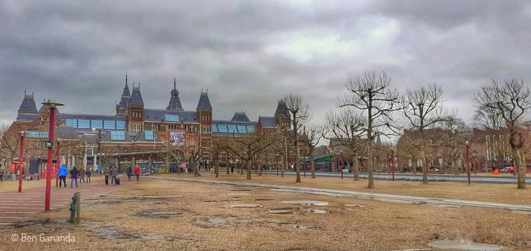 esplanade Amsterdam
