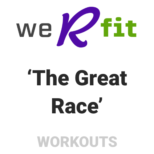 CrossFit The Great Race Workout
