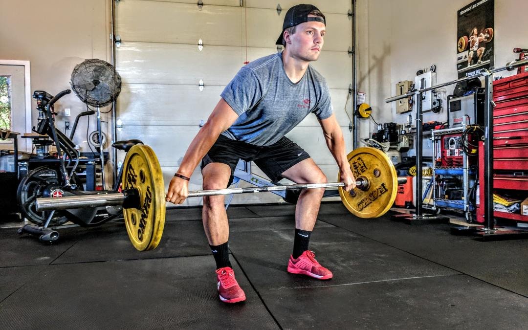 The 19.4 workout involves snatch, muscle-ups, and burpees