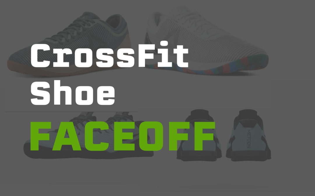We take four flagship CrossFit shoes head-to-head in the ultimate matchup.