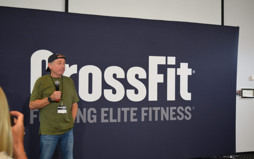 Greg Glassman is the Founder and Chairman of CrossFit and continues efforts to fight chronic disease in the world, like diabetes, heart disease, and obesity.