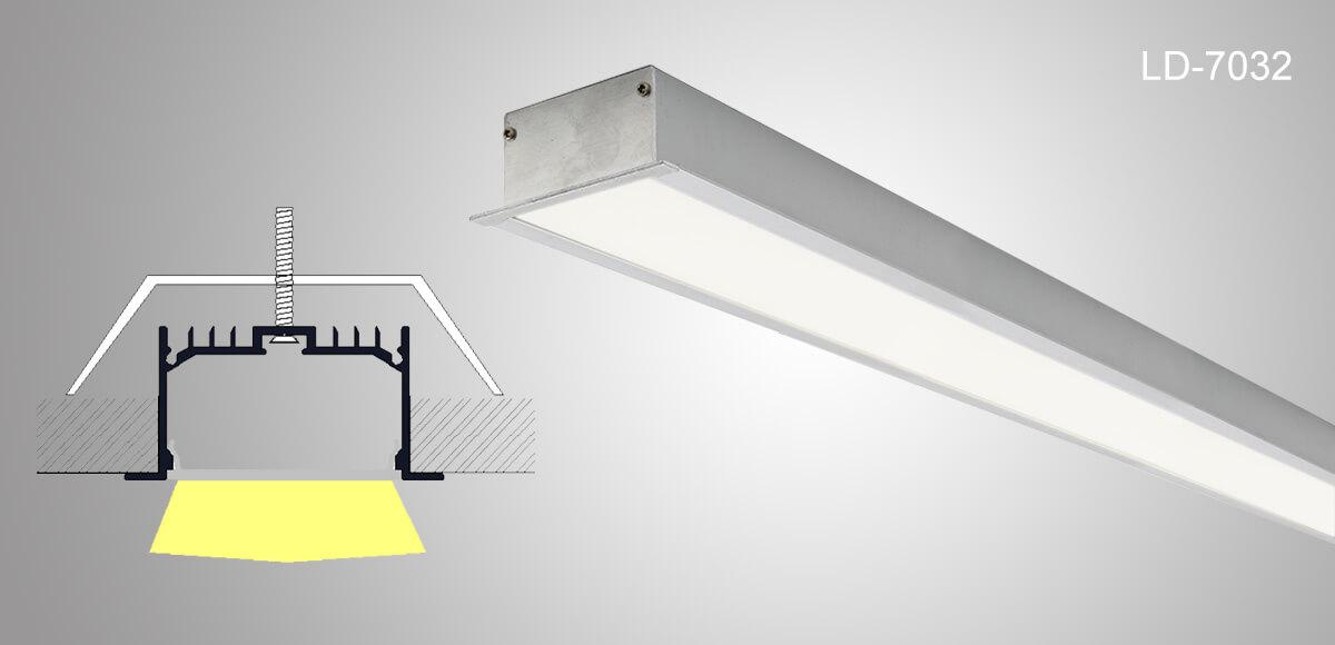 ld 7032 led linear lighting system bengi