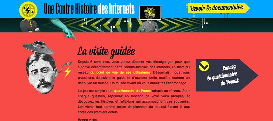 Une Contre-Histoire des Internets (ARTE, prod. Premières Lignes)