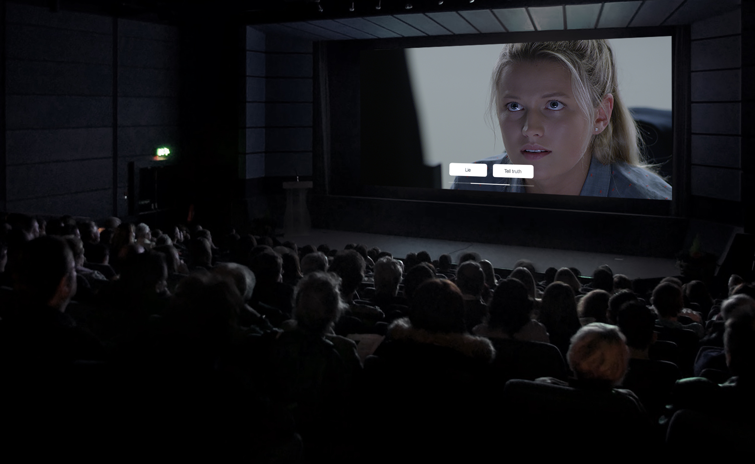 Discover interactive cinema with Late Shift - Nouvelles