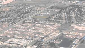 Aerial footage of the Moore, Oklahoma Tornado Damage