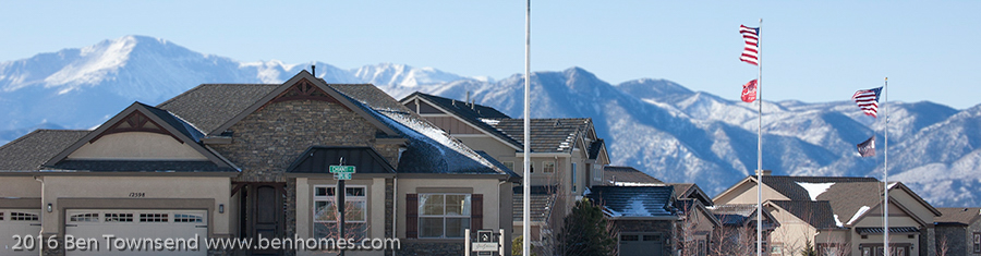 New  Homes for Sale Colorado Springs