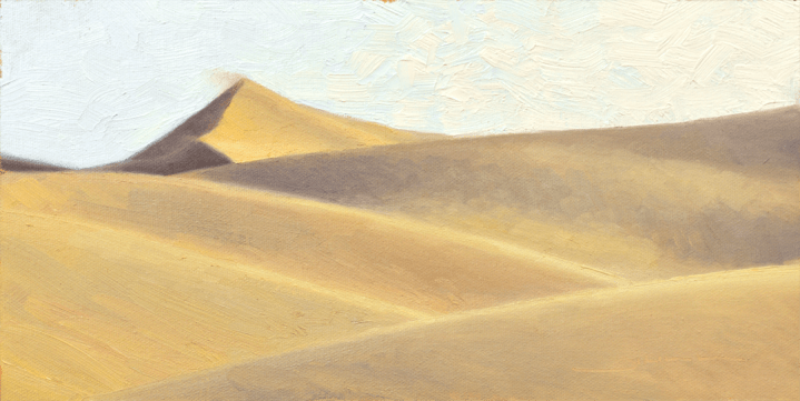 Tip of the Sand Dune