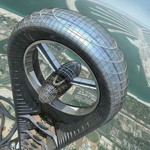 Luxury and Modern Buildings 1