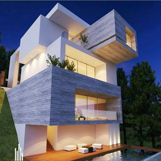 Luxury and Modern Buildings 3
