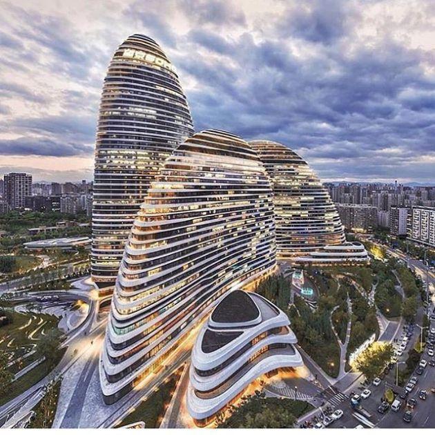 Luxury and Modern Buildings 69