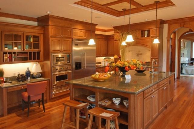 Kitchen idea and interior design 12