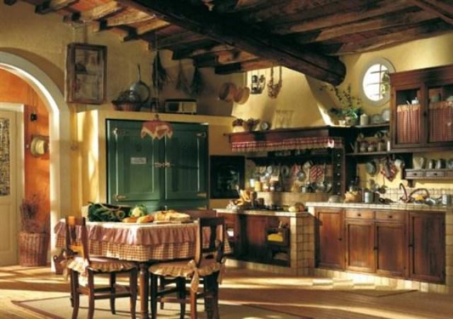 Kitchen idea and interior design 5