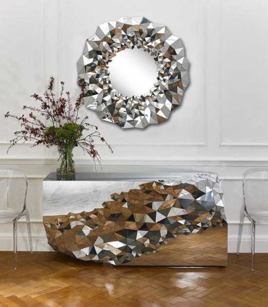 Decorative mirror in Best of Decoration 8