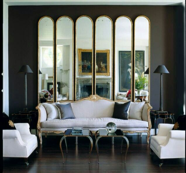 Decorative mirror in Best of Decoration 12