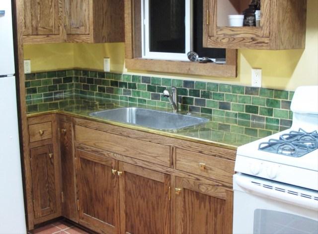 Kitchen idea and interior design 90