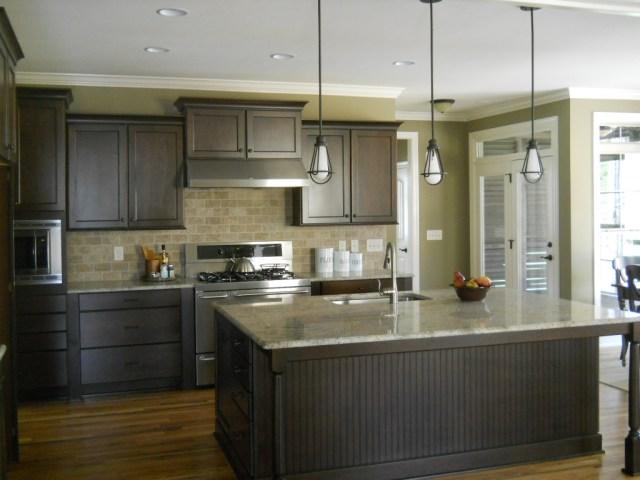 Kitchen idea and interior design 71