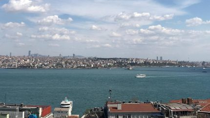 Fantastic Bosphorus View Apartment Near Taksim Sq. 7