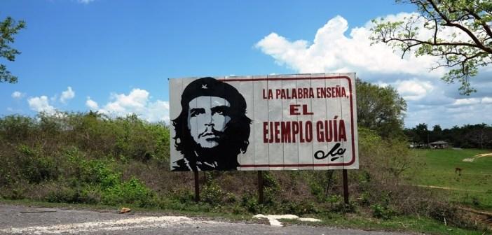Yaşayan efsane; Che