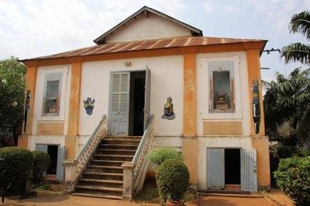 alexandre senou adande ethnographic museum, republic of benin
