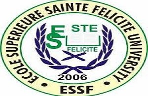sainte felicite university logo