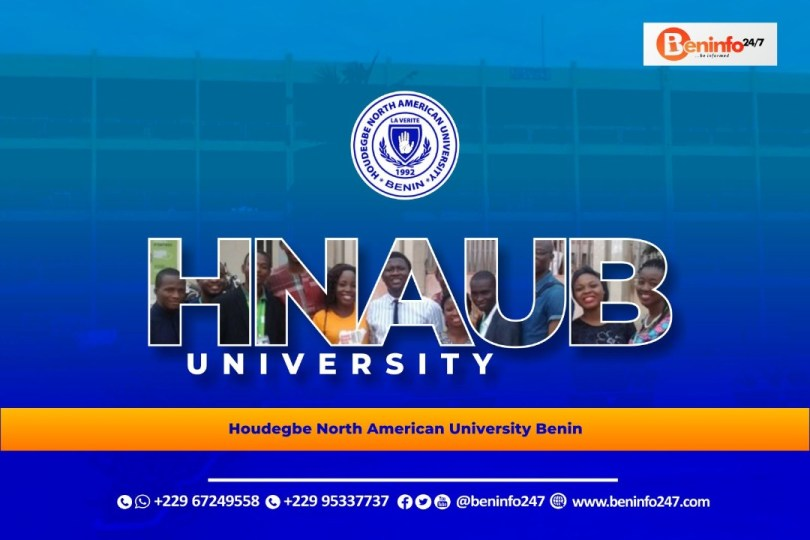 hnaub- Houdegbe North American University Benin